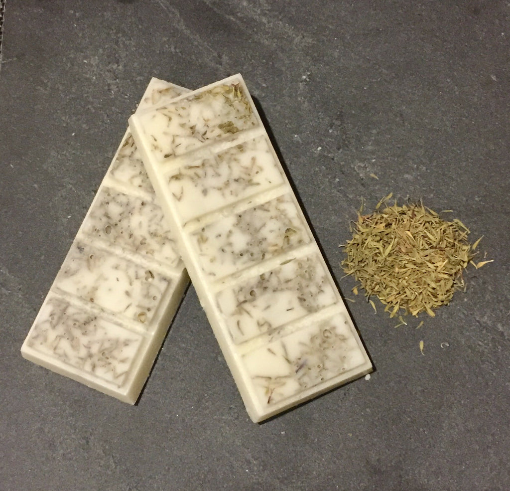 Wax Melt Bar Home Fragrance- Thyme, Olive & Bergamot