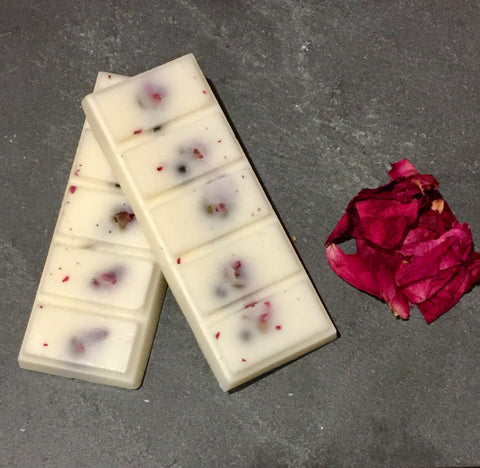 Wax Melt Bar Home Fragrance - Violet, Lily & Rose