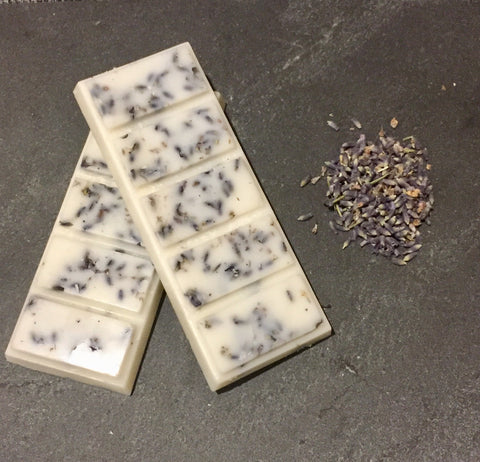 Wax Melt Bar Home Fragrance - Black Amber & Lavender