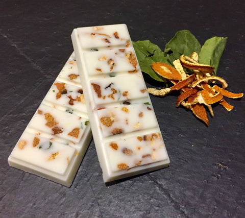 Wax Melt Bar Home Fragrance - Lime, Basil & Mandarin