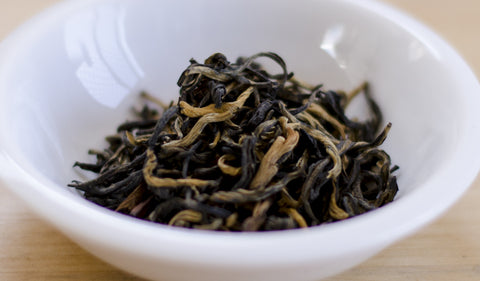 Yunnan Gold leaves
