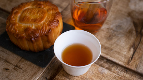Tea and Mooncake pairing
