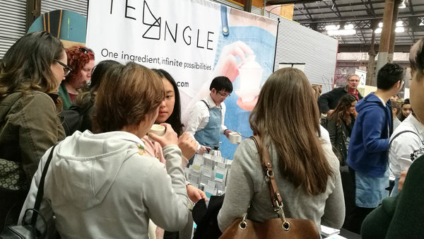 Tea Angle at the Sydney Tea Festival 2017