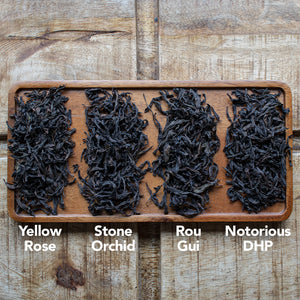 Wuyi Rock Tea Sample Pack