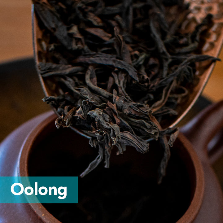 Notorious DHP (AKA Da Hong Pao Rock Oolong)