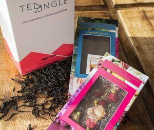 The Glamourous Mum – Black Tea and Artisan Chocolate Gift Pack