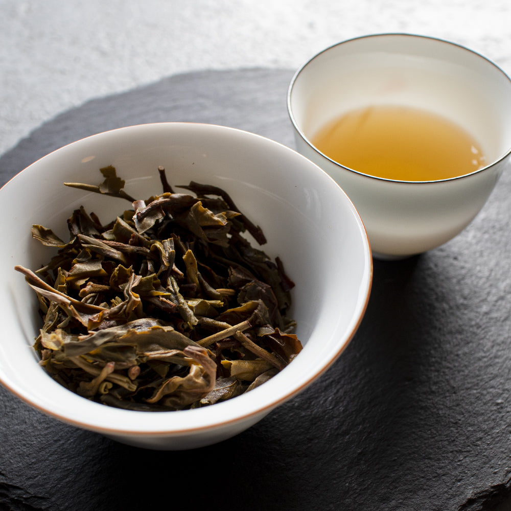 ICE BREAKER Raw Pu'er (2019)