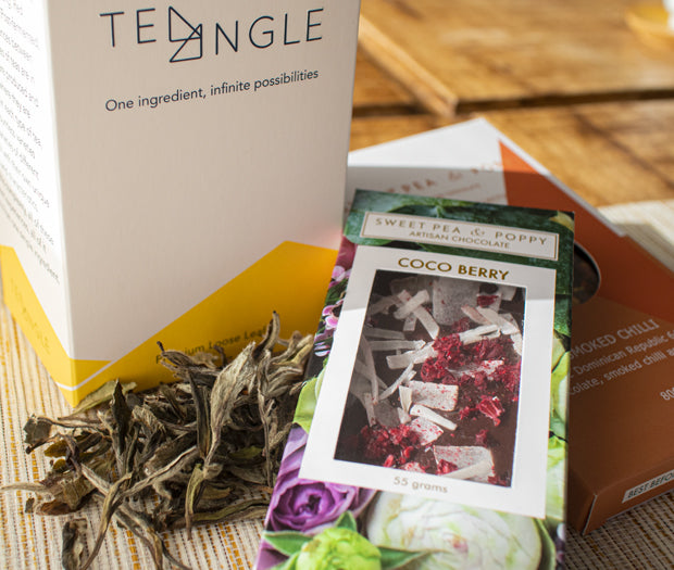 The Low-Key Mum – White Tea and Artisan Chocolate Gift Pack