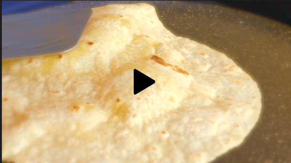 How to warm Gajanan Roti/Wrap it