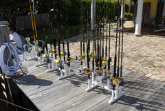 Fishing Rod Storage Racks