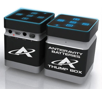 "Wireless BlueTooth ""Thump Box"" speaker"