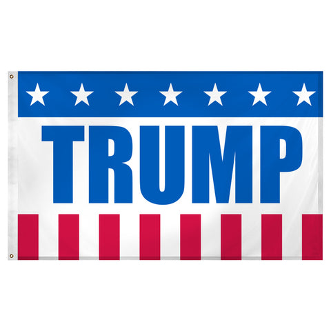 3x5 Trump Flag Import - Free Shipping