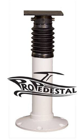"Shock Absorbing Pro Pedestal® 19"" Trimmed Model 1019P"