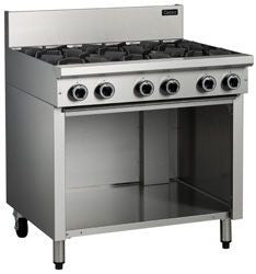 COBRA 6 Burner Cook Top C9D