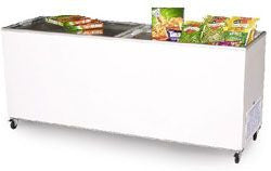 BROMIC Display Chest Freezer CF0700FTFG