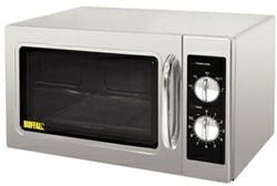 BUFFALO 1000W Commercial Microwave CF358
