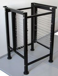 Commercial Kitchens///Oven Stands