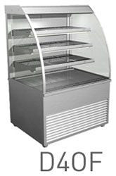 COSSIGA Open Front Refrigerated Cabinet D4OF9