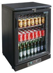 POLAR 1 Door Bar Display Cooler DL815