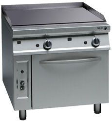 FAGOR Fry Top with Oven FTG9-11L