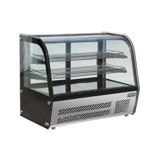 POLAR 100Ltr Refrigerated Countertop Display GC872
