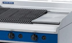 BLUE SEAL Drop On Griddle Plate 300mm BS300GP