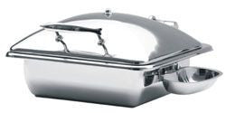 DELUXE Square Induction Chafer SW-AE022