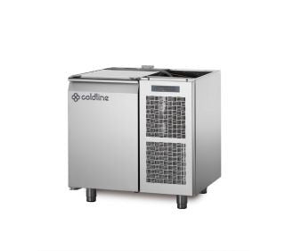 COLDLINE TS09/1MQ 1 DOOR 'MASTER' 600mm  REFRIGERATED COUNTER