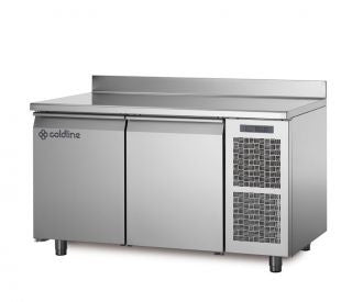 COLDLINE TA13/1M 2 DOOR 'MASTER' GN1/1  REFRIGERATED COUNTER
