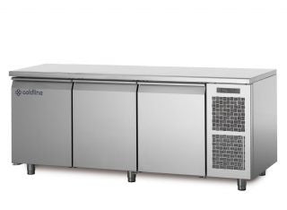 COLDLINE TP17/1M 3 DOOR 'MASTER' GN1/1  REFRIGERATED COUNTER