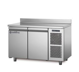COLDLINE TA13/1ME 2 DOOR 'SMART' REFRIGERATED  COUNTER