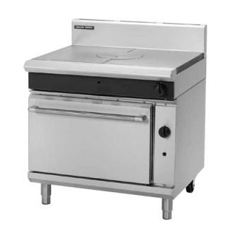 Blue Seal G570 Gas target top - 900mm static oven range