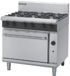 BLUE SEAL Gas Oven G506B