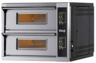 MORETTI iD 72.72D ELECTRIC BASIC DECK OVEN WITH ELECTRONIC CONTROLS