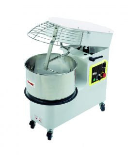 MORETTI iM SP R38/2 HEAVY DUTY SPIRAL MIXER WITH FIXED BOWL