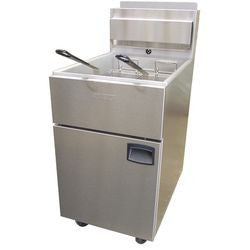 Commercial Kitchens///Deep Fryers