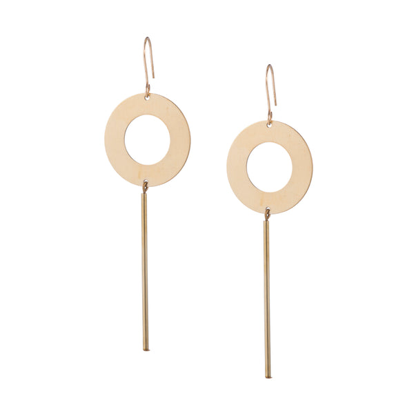 life force earrings
