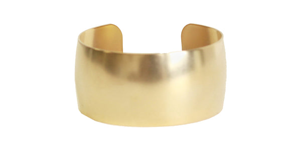 golden cuff - gold