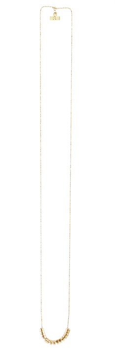 splendor necklace - gold