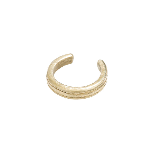 arc septum ring / ear cuff