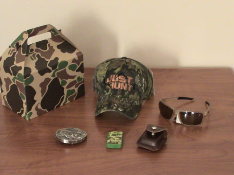 Men's Hat and Accessories