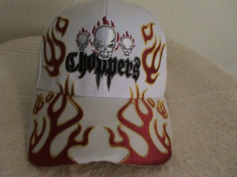 Chopers with Flames Hat