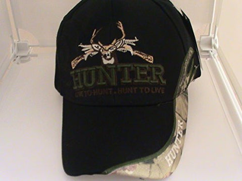 Live to Hunt Hat