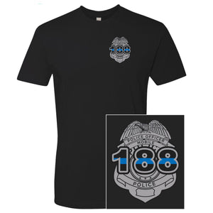 Officer Sean Tuder Memorial Shirt