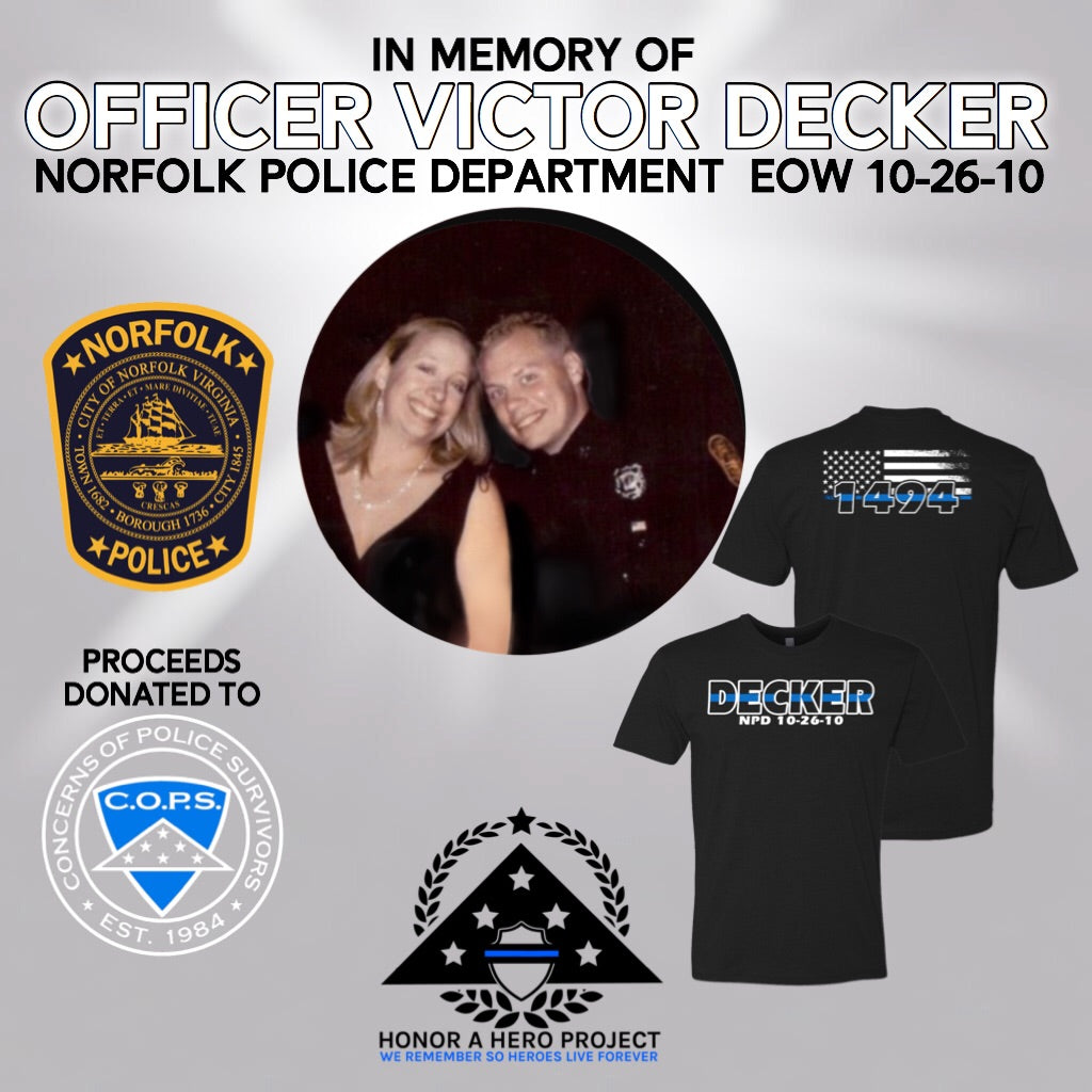 Decker C.O.P.S. Walk Shirt