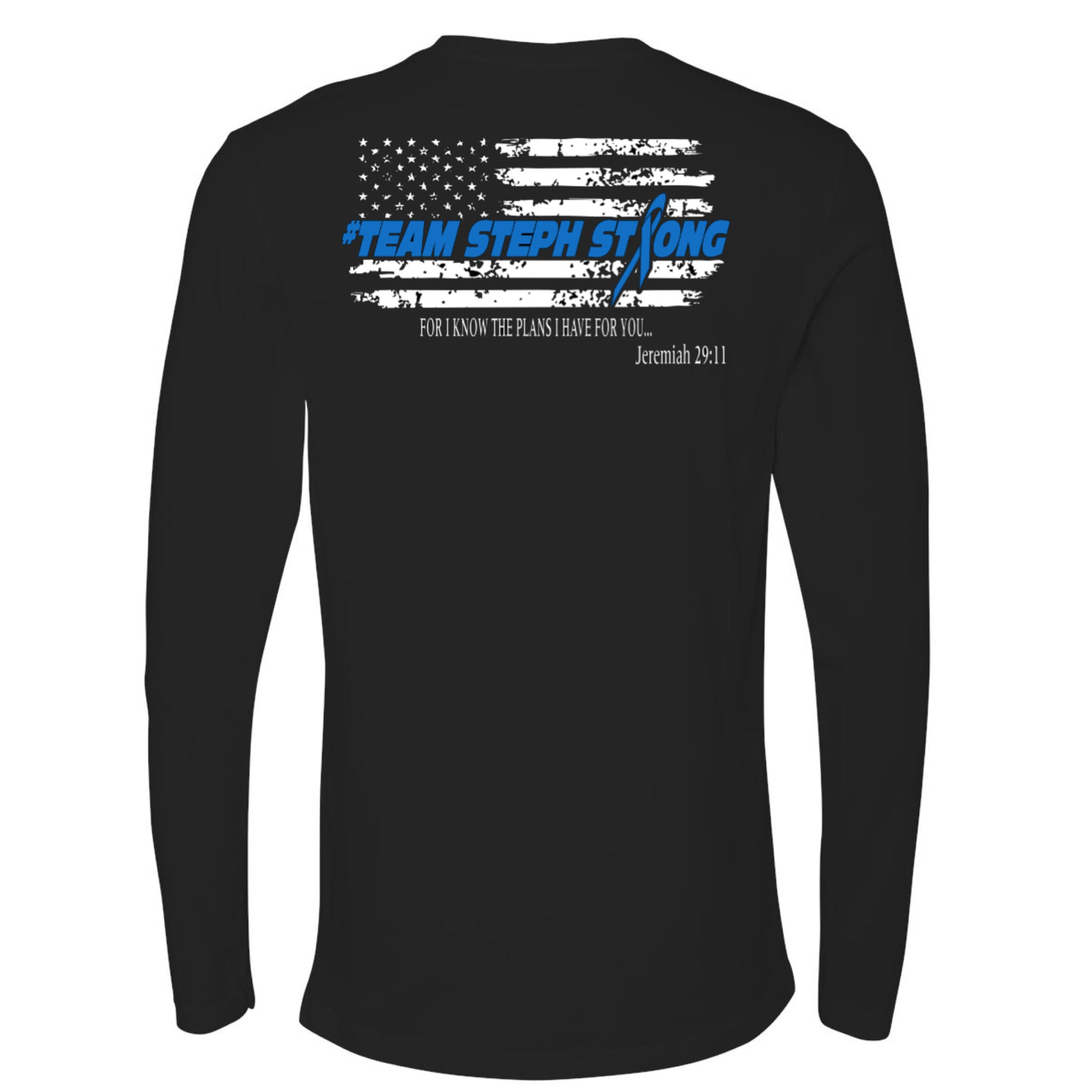 Sgt Stephanie Criss Support Shirt