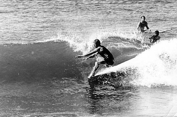 Surfers Tallow Beach 1960s - Dreamers & Drifters