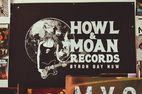 dreamersanddrifters.com.au Byron Bay fashion designer Howl and Moan records