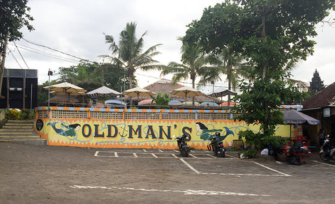Old Man's in Canggu