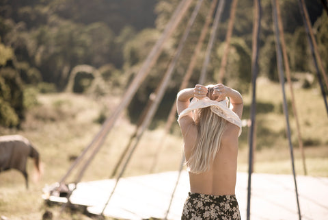 Dreamers and Drifters blog camisole